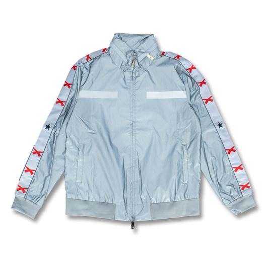 Picture of Cross Track Jacket Silver