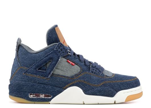 "Picture of air jordan 4 retro levis nrg ""levi's"""